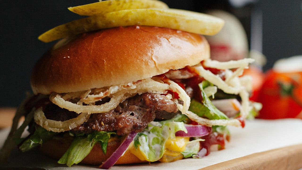 burger-topping