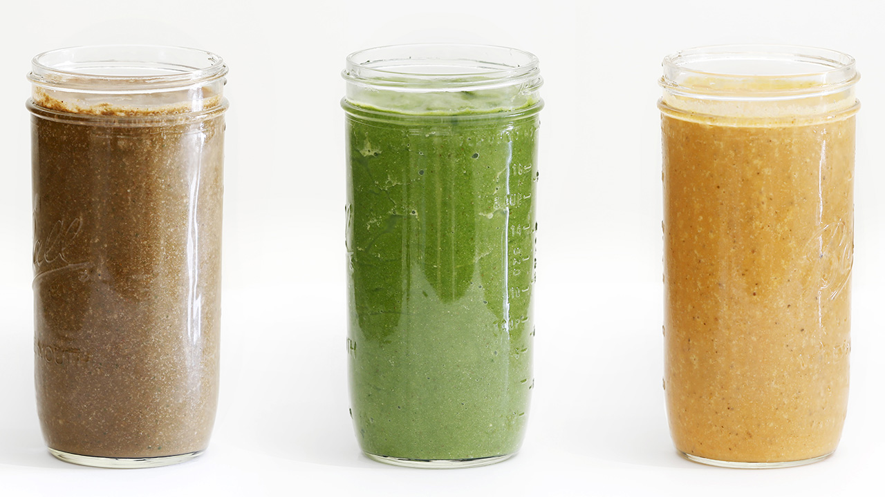 collagen protein smoothie